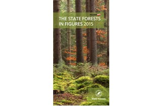 The State Forests in Figures 2015