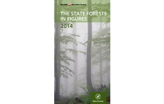 The state forests in figures 2014