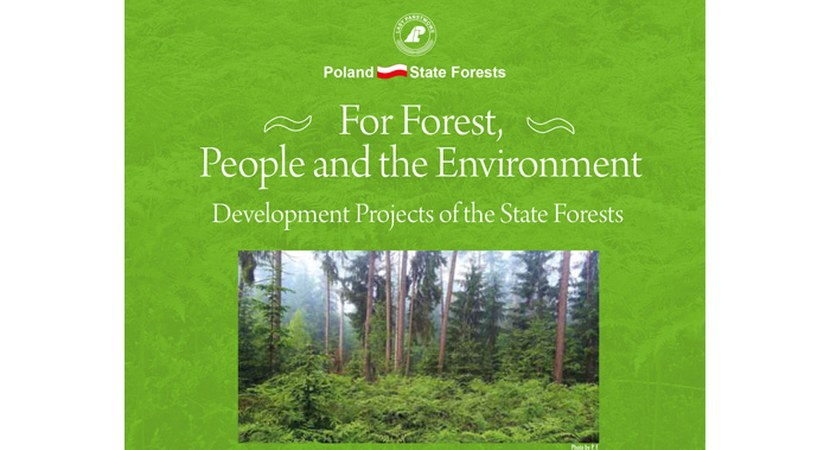 For Forest, People, and the Environment