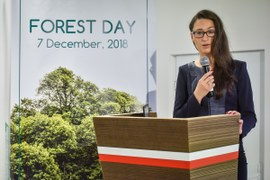 COP24. FOREST DAY DURING CLIMATE CHANGE CONFERENCE