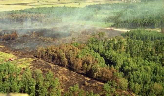 25 lat po pożarze w Kuźni Raciborskiej