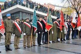 Leśnicy uczcili Święto Niepodległości