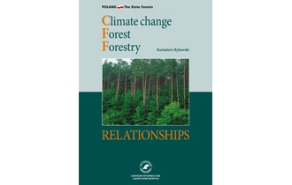 Climate change. Forest forestry relationships