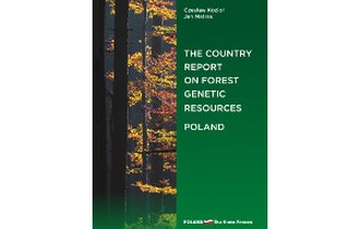 The country report on forest genetic resources. Poland