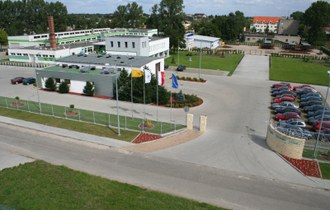 Ośrodek Techniki Leśnej w Jarocinie