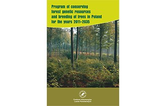 Program of conserving forest genetic resources and breeding of trees in Poland for the years 2011–2035