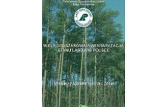 Wielkoobszarowa inwentaryzacja stanu lasów w Polsce