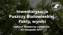 Inwentaryzacja Puszczy Białowieskiej. Fakty, wyniki