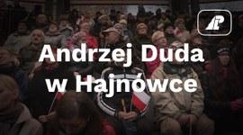 Prezydent Duda o Puszczy Białowieskiej