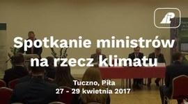 Spotkanie ministrów na rzecz klimatu