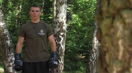 Trenuj w lesie z Masternakiem, odc. 2. Rozgrzewka