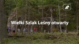 Wielki Szlak Leśny otwarty